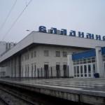 Маршрут следования Москва-Владимир