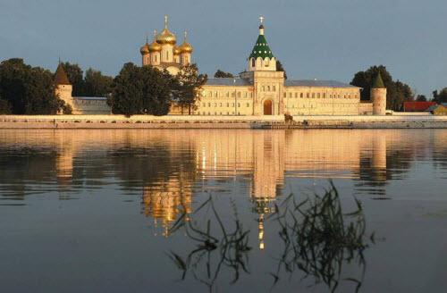 Старинная Кострома