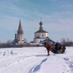 Посетите Суздаль зимой