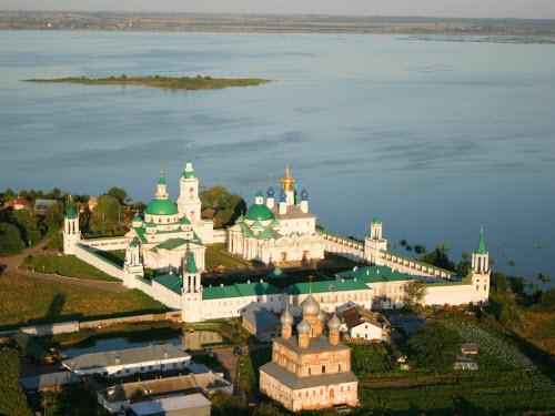 Ростов Великий город Золотого кольца