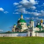 Как добраться до Ростова Великого