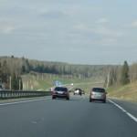 Поездка из Москвы в Кострому