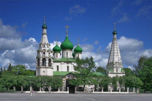 Ярославль - город Золотого Кольца