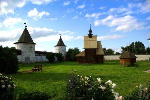 город Юрьев-Польский