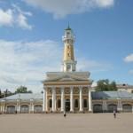 Гостиницы города Костромы