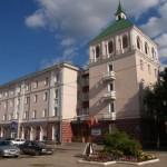 Гостиницы города Владимир