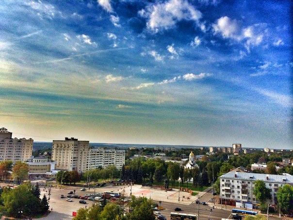 Достопримечательности города Владимир фото